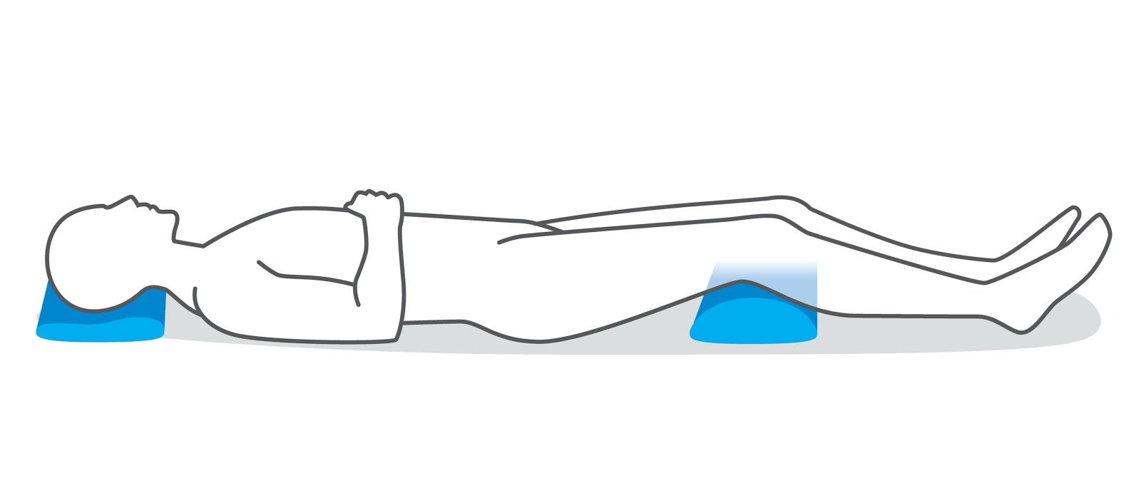 best sleeping positions for back pain 1